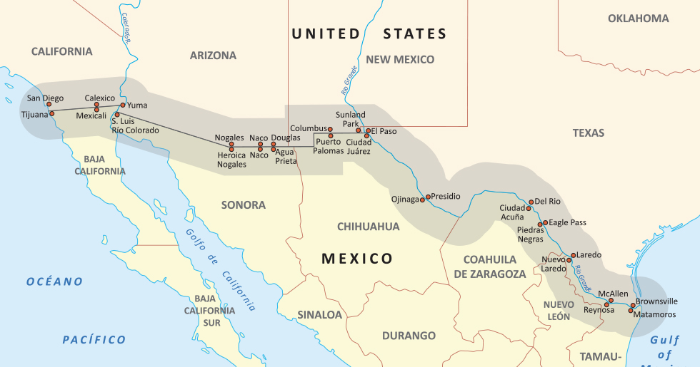 New Tax Decree for the Northern Border Region in Mexico
