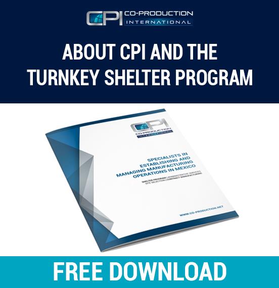 CPI Mexico Shelter Program