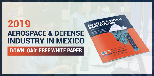 aerospace manufacturing, aerospace manufacturing companies, Aerospace White Paper