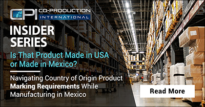 Marking/Labeling Regulations in Mexico