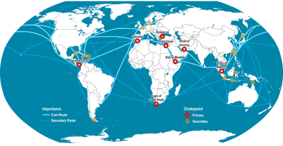 logistics shipping supply chain solutions