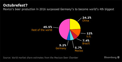 Mexican Beer Market Share